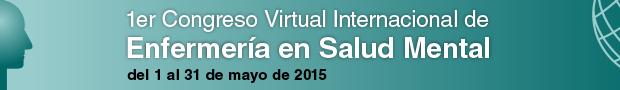 Nuestra Enfermería colabora en el I Congreso Virtual Internacional de Enfermería en Salud Mental.