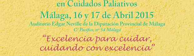 "VI Jornadas AECPAL 2015 ""Excelencia para cuidar"""