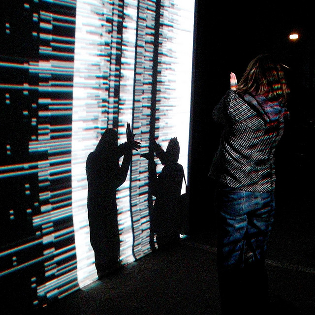 Data.tron by Ryoji Ikeda