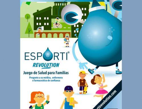 Esporti Revolution y la #PrescripciónEnfermera