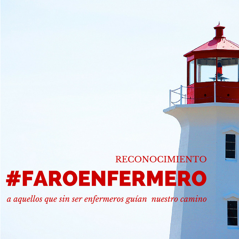 Reconocimiento #faroenfermero