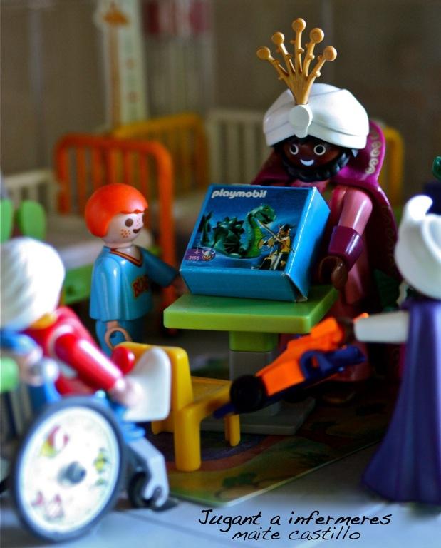 Carta Enfermera a los Reyes Magos