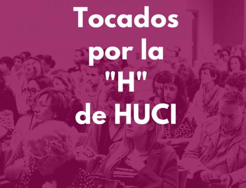 """Tocados por la """"H"""" de HUCI"""