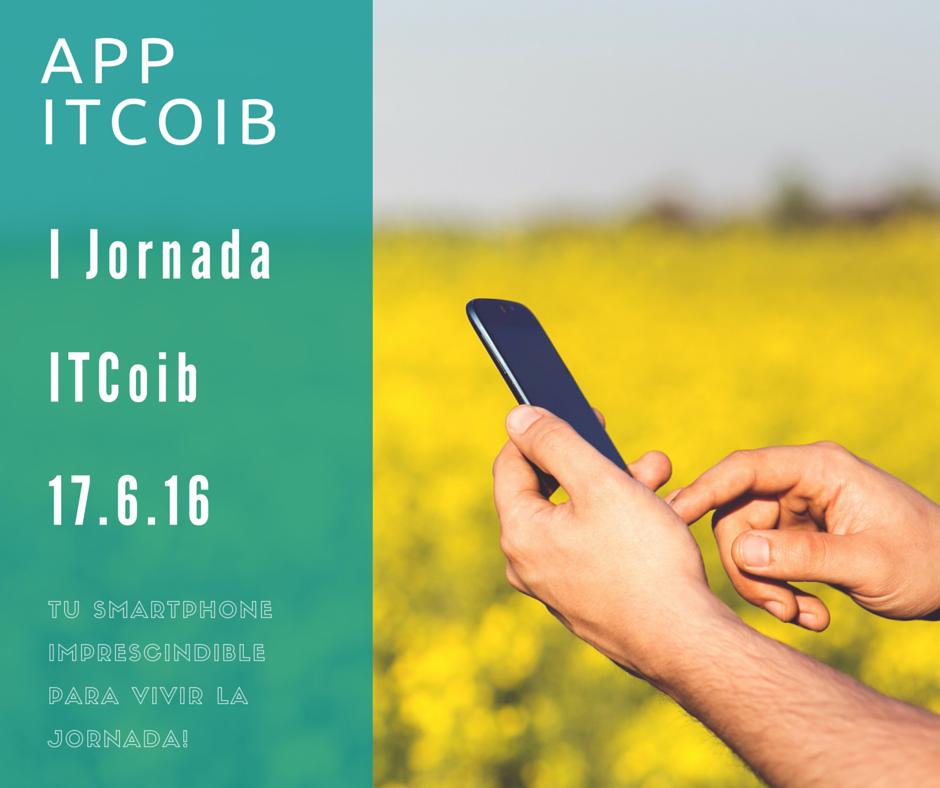 App y I Jornada ItCoib!