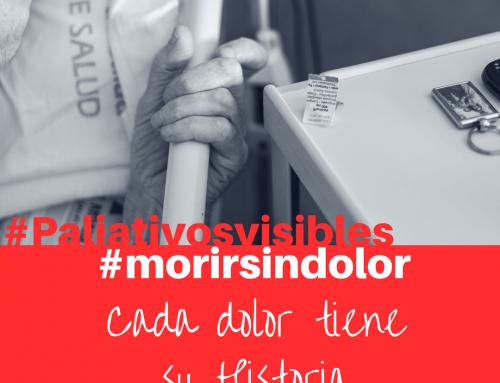 #morirsindolor: Cada dolor tiene su historia