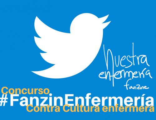 Concurso #FanzinEnfermería = Contra Cultura Enfermera