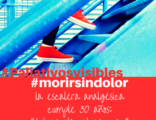 #morirsindolor: De la Escalera Analgésica al Ascensor