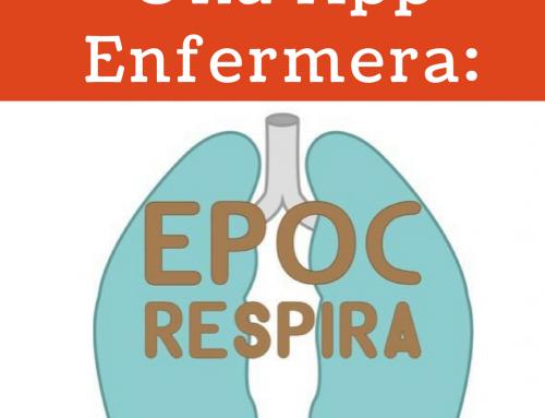 @Epoc_respira: Una App Enfermera