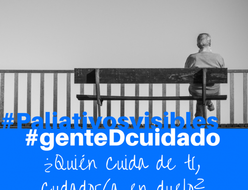 #genteDcuidado: ¿Quién cuida del cuidador en duelo?