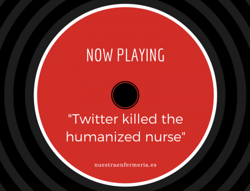 Twitter killed the humanized nurse