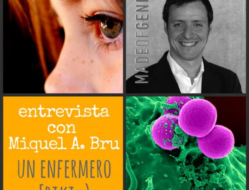 Entrevista con Miquel A. Bru, un enfermero Friki :)