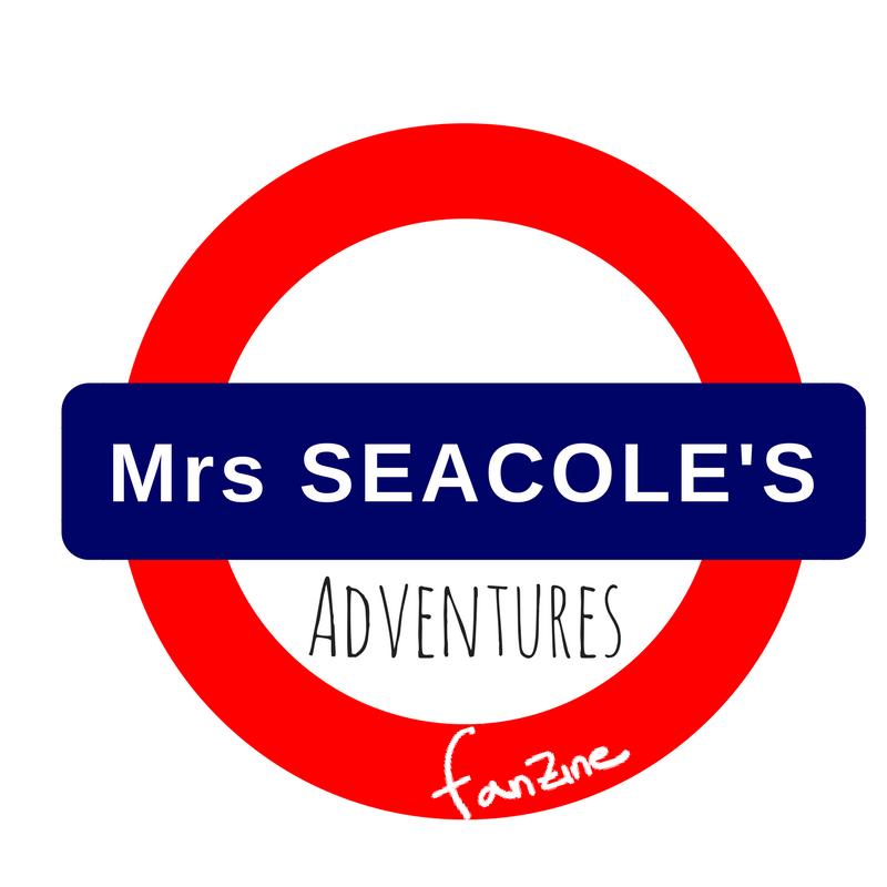 Mrs Seacole´s Adventures en #FanzinEnfermeria