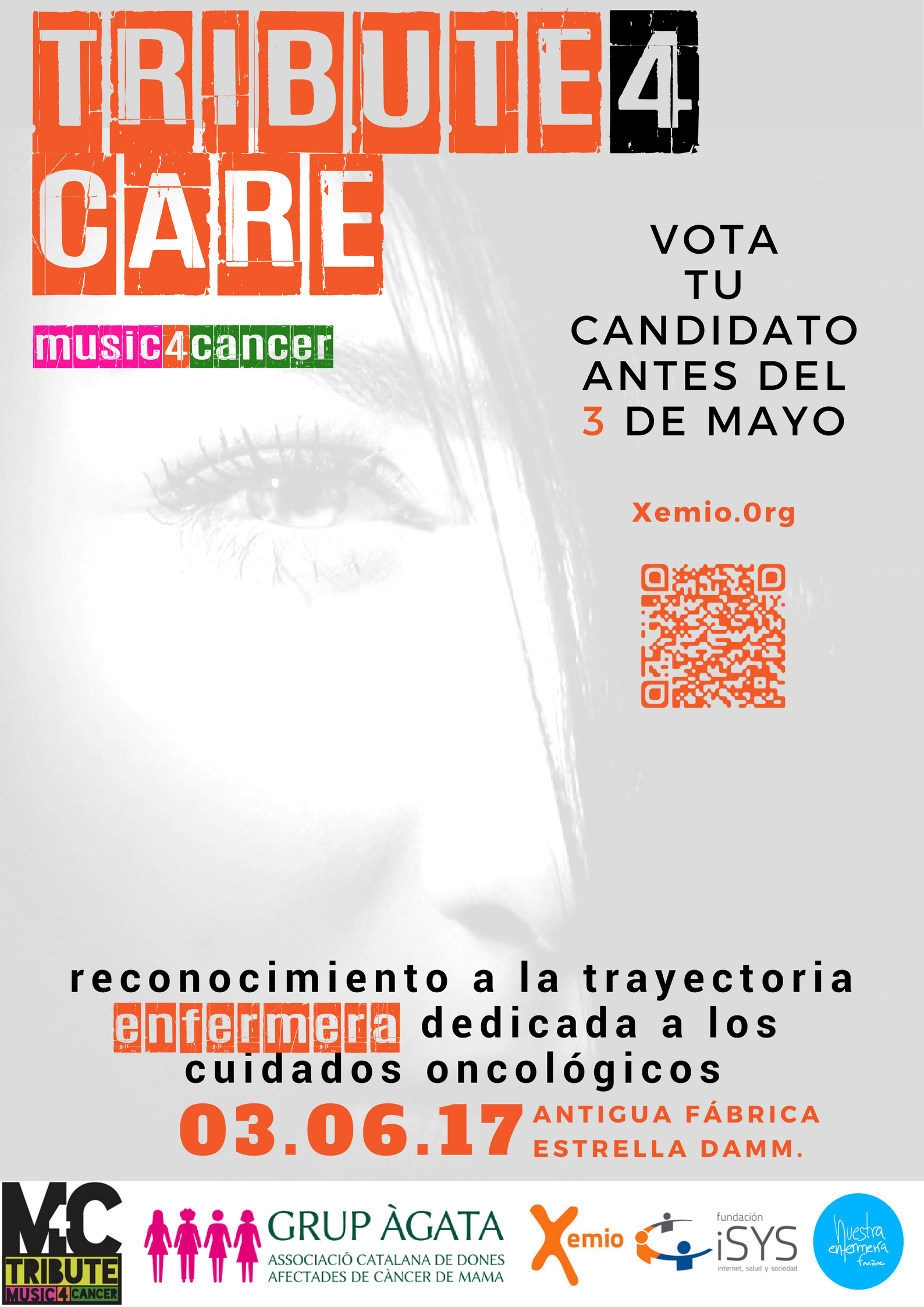 Colaboración con Tribute 4 Care en M4C Tribute
