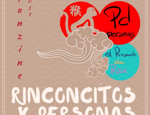 De Rinconcitos y Personas va Lo nuevo en el #FanZinEnfermería