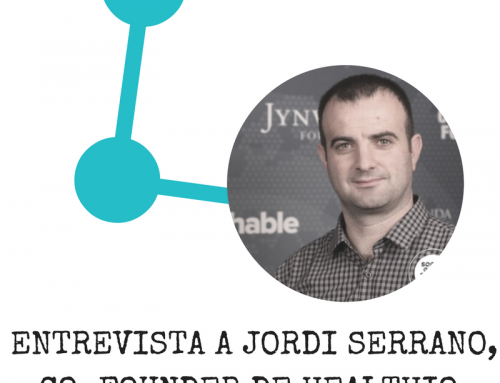 Entrevista a Jordi Serrano, Co-founder de HEALTHIO