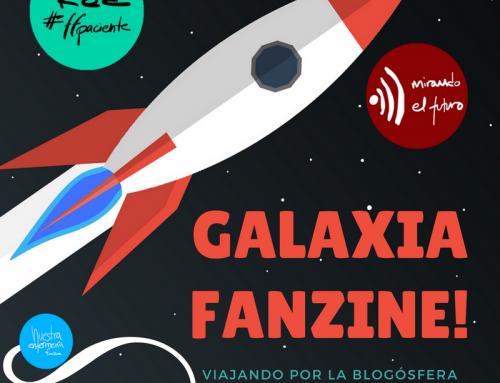 Galaxia Fanzine: Viajando por la Blogósfera