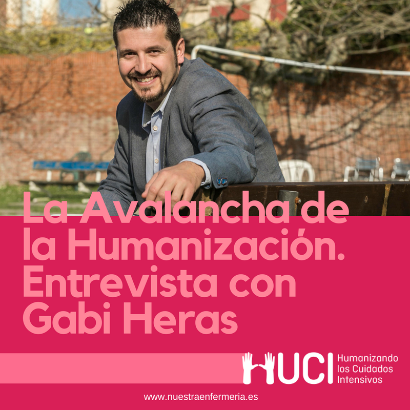 La Avalancha de la Humanización. Entrevista con Gabi Heras