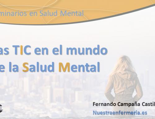 """Seminarios en Salud Mental: """"Las TiC en el mundo de la Salud Mental"""""""