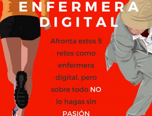 5 Retos para una #enfermera Digital
