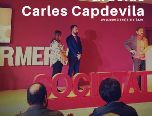 Descubriéndonos y comunicándonos. Gracias Carles Capdevila.