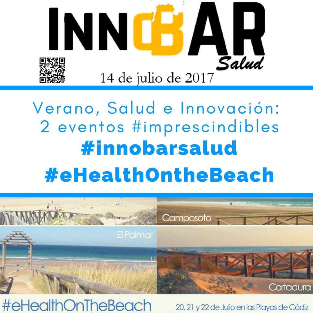 Verano, Salud e Innovación: 2 eventos #imprescindibles