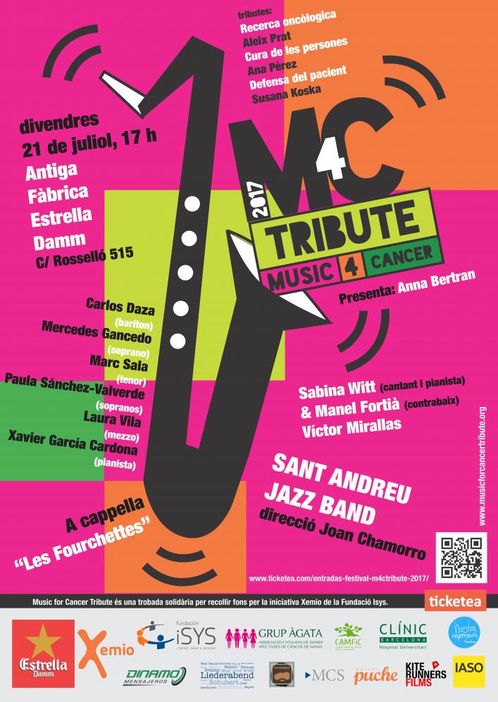 #M4CTribute, Otro evento solidario que no te puedes perder!
