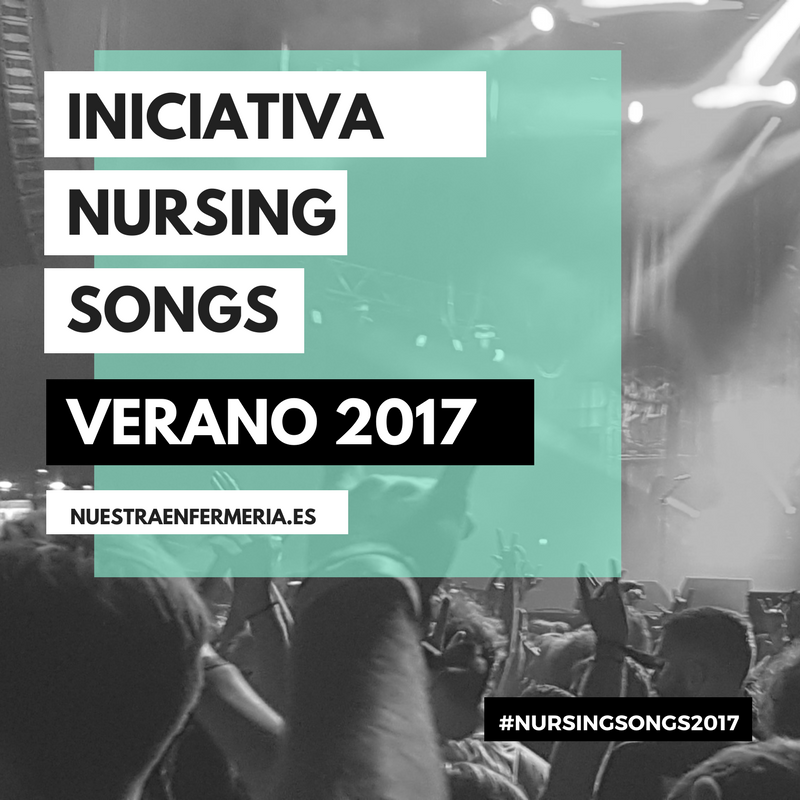 #nursingsongs2017: Vuelven las iniciativas de verano!