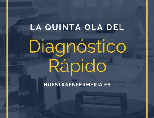 La Quinta Ola del Diagnóstico Rápido