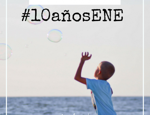 Felicidades a la Revista Ene por sus #10añosENE!