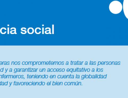 #DiálogoYA! Enfermeras ante la Justicia Social.