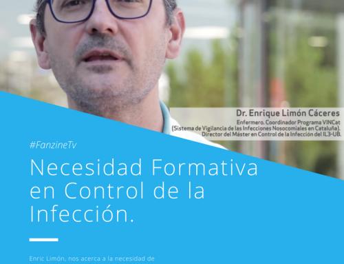 Necesidad Formativa en Control de la Infección. #FanzineTV