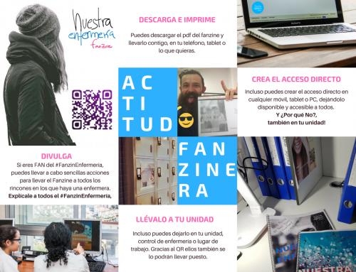 Actitud Fanzinera, Contracultura Enfermera!