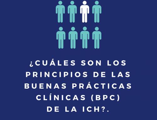 Cuáles son los principios de las Buenas Prácticas Clínicas (BPC) de la ICH?