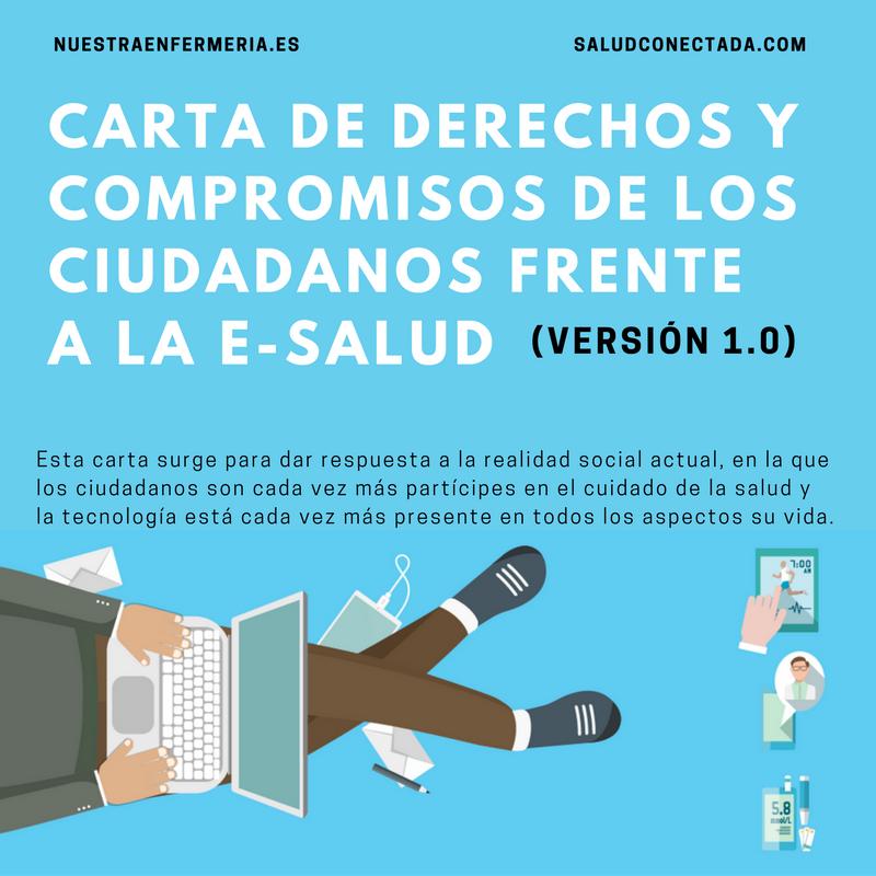 Carta de Derechos y Compromisos de los ciudadanos frente a la e-salud [v.1.0]
