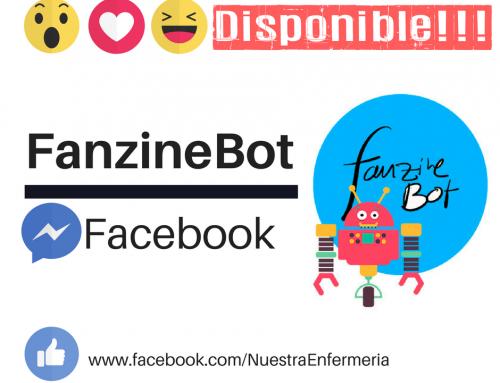 El Bot del Fanzine en Facebook