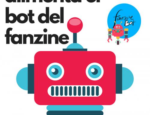 Alimenta el Bot del Fanzine