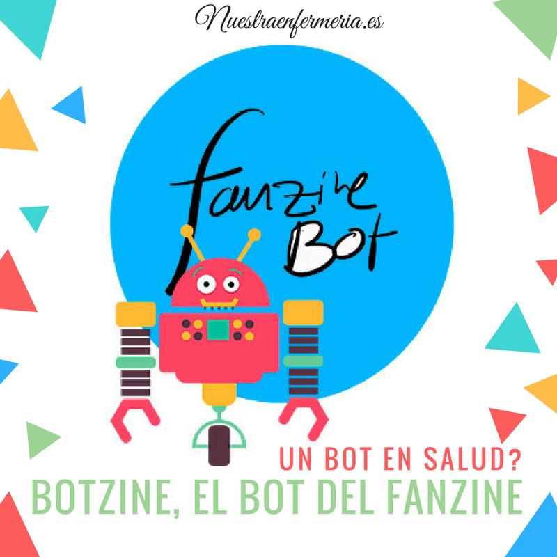 ¿Un Bot en Salud? Botzine, el Bot del Fanzine!