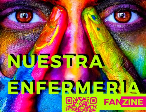 Fanzine de Reinsurrección! #FanzinEnfermería Abril 2018