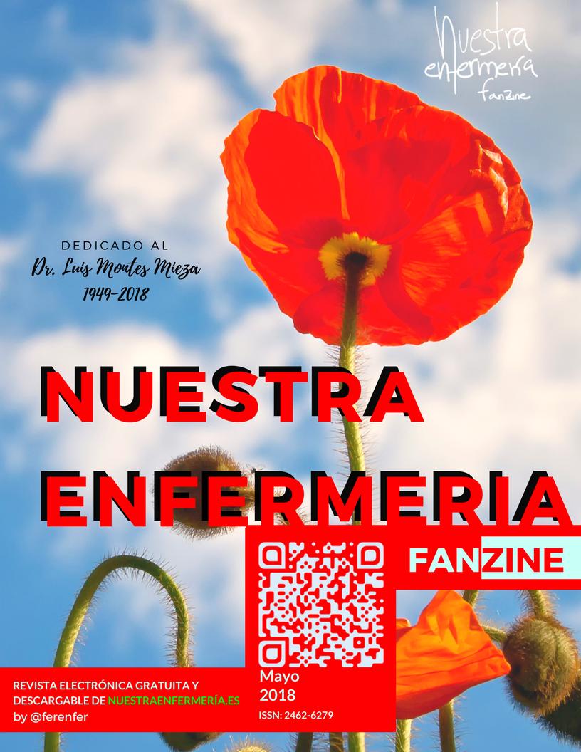 Entendiendo el Fanzine #FanzinEnfermería Mayo 2018