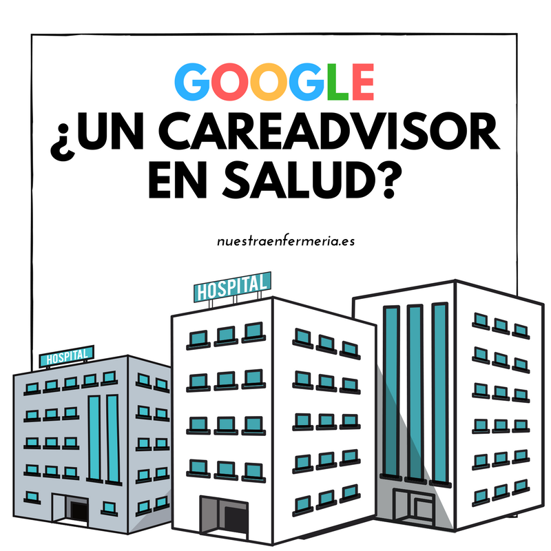 Google, ¿un Careadvisor en Salud?