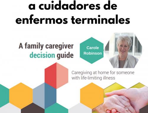 Una guía para orientar a cuidadores de enfermos terminales