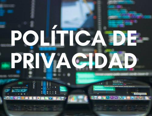 Nueva política de privacidad en Nuestraenfermeria.es