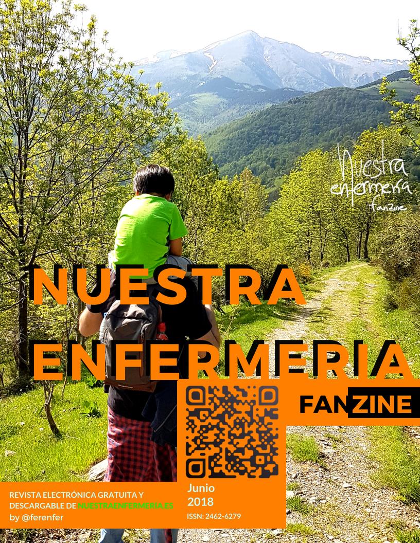 Fanzine Sin Censuras #FanzinEnfermeria Junio 2018