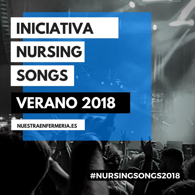 #nursingsongs2018: Edita y comparte esta lista colaborativa de música!