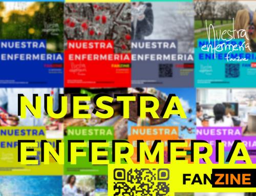 """Fanzine, """"el círculo perfecto"""" #FanzinEnfermeria Julio-Agosto 2018"""