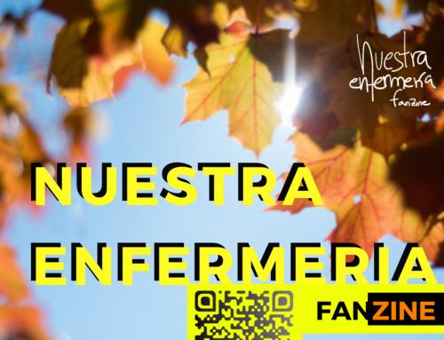 Un Fanzine de Vértigo! #FanzinEnfermería Septiembre 2018