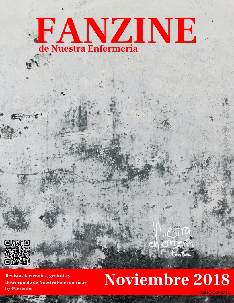 #FanzinEnfermeria Noviembre 2018, Un fanzine de Todos los Santos.