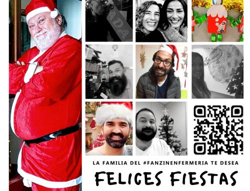 Desde el #fanzinenfermería Felices Fiestas & 2019
