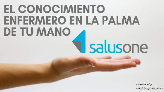 SalusOne: El conocimiento Enfermero en la palma de tu mano