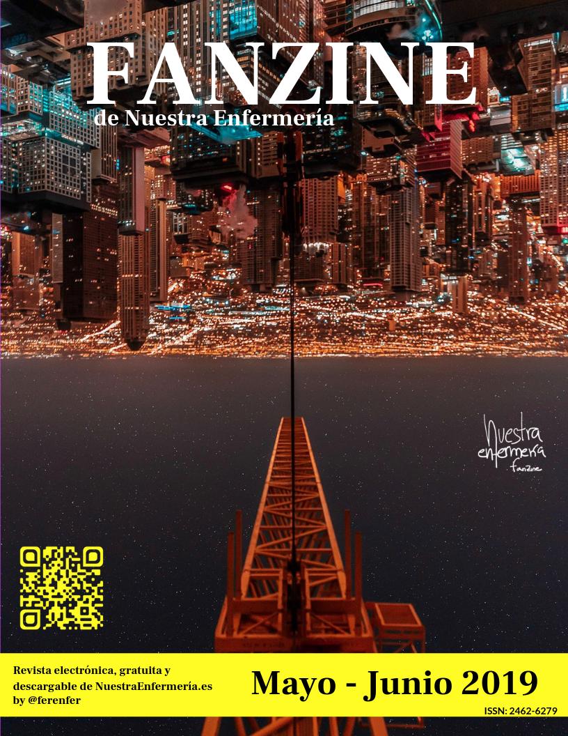 Un Fanzine Delgadito, #Fanzinenfermería Mayo – Junio 2019